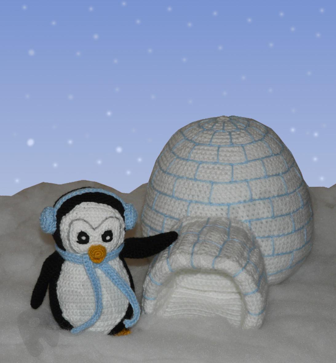 Amigurumi Pinguin häkeln – kostenlose & einfache Anleitung in 2020 ...   1181x1093