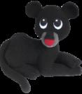 Anleitung Amigurumi Panther